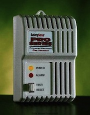 safety siren gas alarm and detector